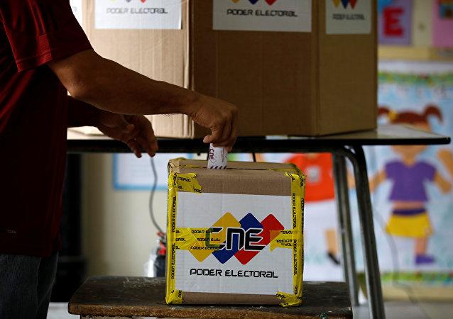 Las elecciones regionales en Venezuela