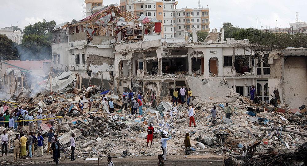 358 muertos en atentado con camiones bomba en Somalia