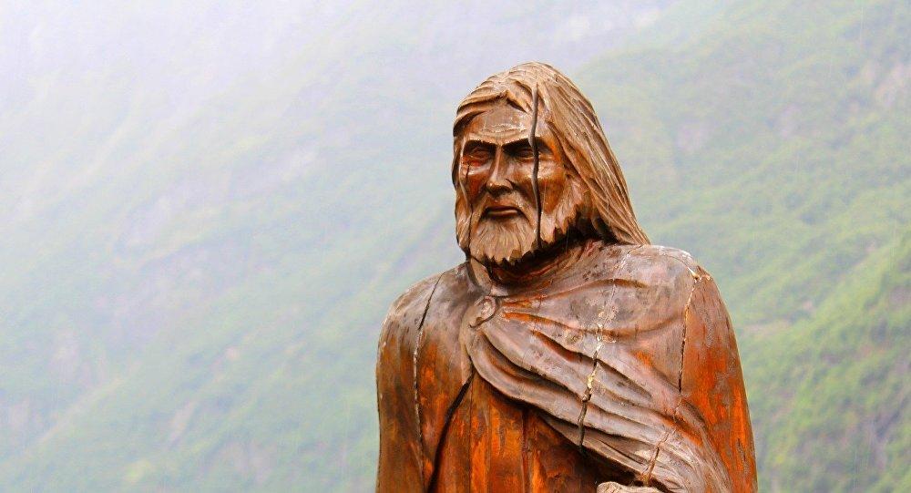 Una fugira de vikingo (imagen ilustrativa)