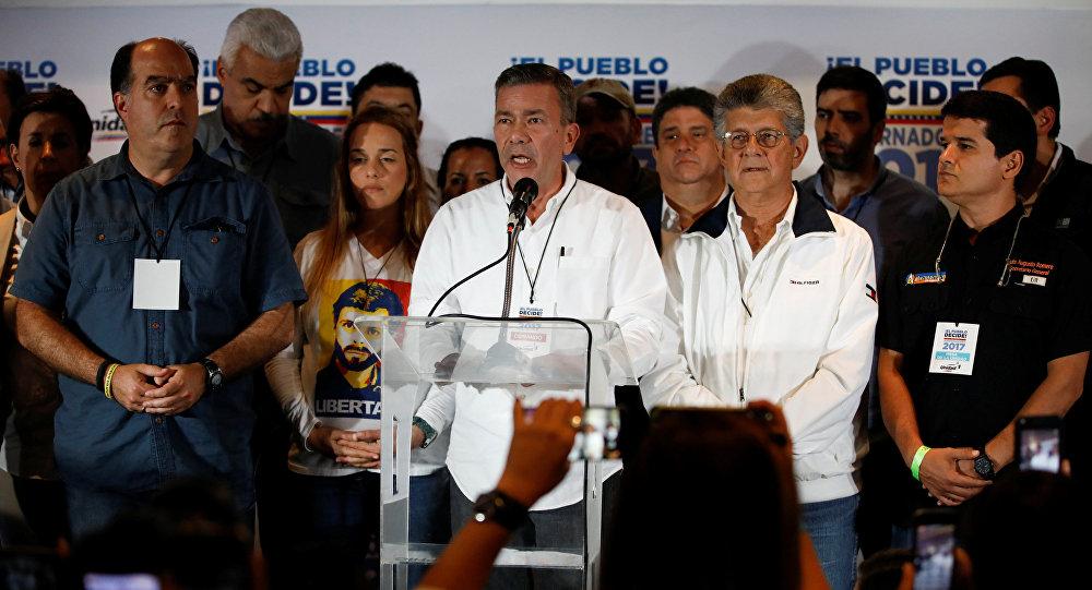 Gerardo Blyde, el coordinador del Comando Nacional de Campaña