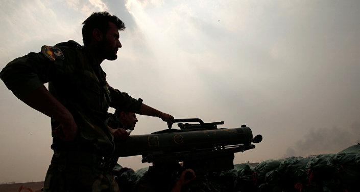 Fuerzas iraquíes bombardean posiciones kurdas cerca de Mosul
