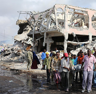 Situación en Mogadiscio