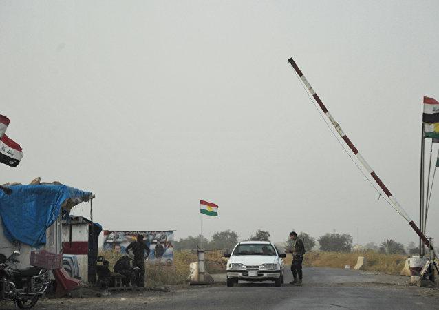 La provincia disputada iraquí de Kirkuk (archivo)