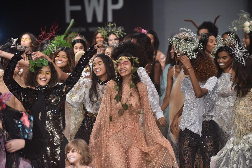 Los osados atuendos de la Semana de la Moda de Panamá