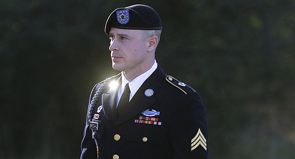 Soldado Bergdahl, ex rehén de los talibanes, se declara culpable