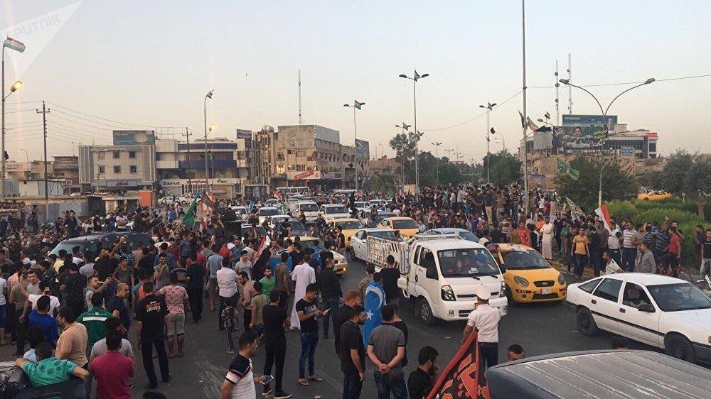 Las calles de Kirkuk