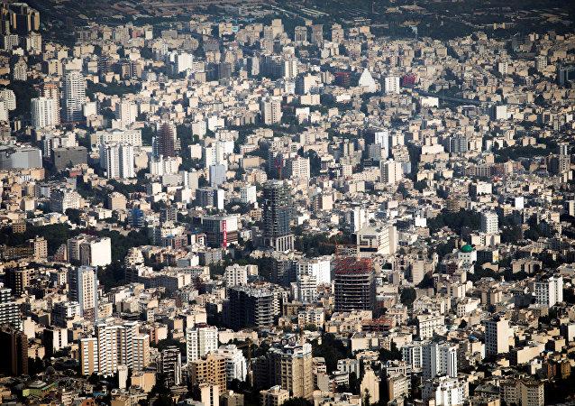 Teherán, capital de Irán (imagen referencial)