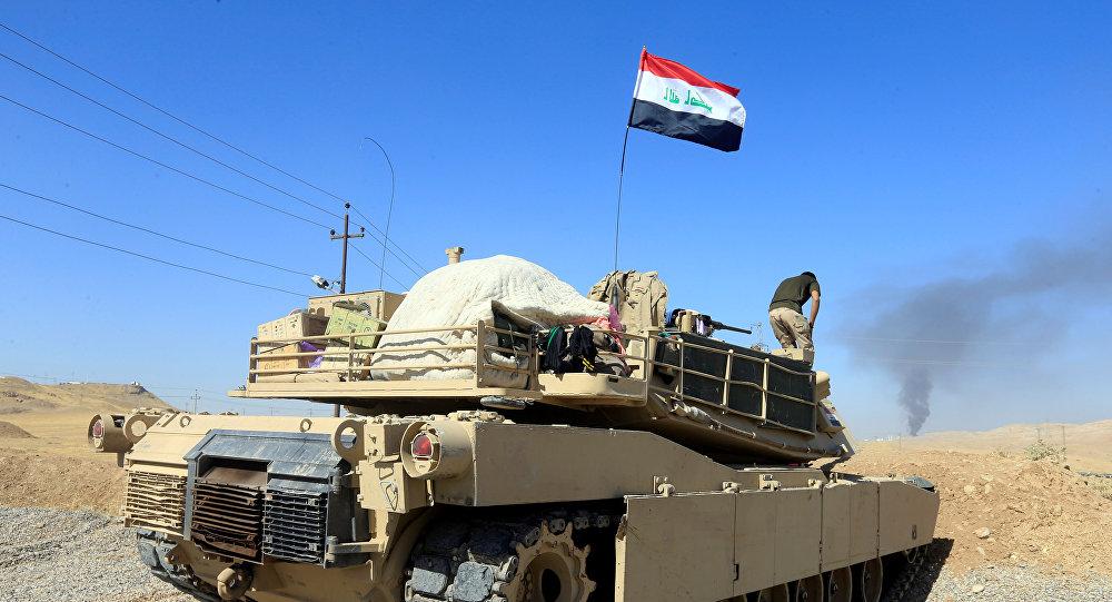 Las fuerzas iraquíes recuperaron campos de petróleo en el Kurdistán