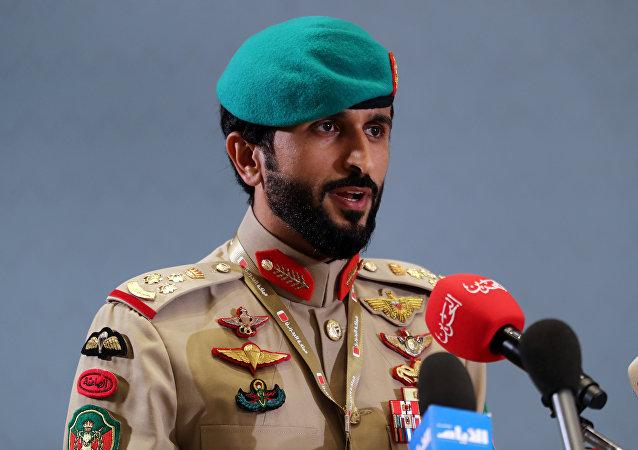 Nasser bin Hamad Jalifa, el príncipe de Bahréin