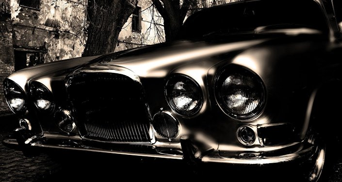 Un auto