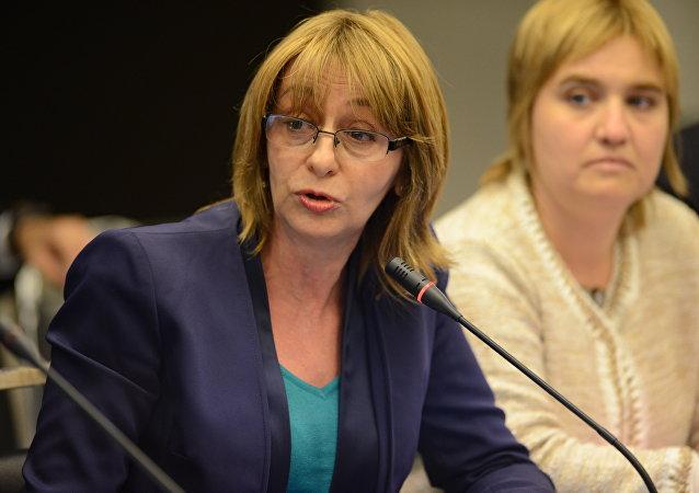 Alejandra Gils Carbó, procuradora general de Argentina