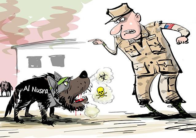 Más vale tarde que nunca: EEUU reconoce que el Frente al Nusra emplea armas químicas