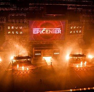 Torneo Epicenter del videojuego Counter Strike