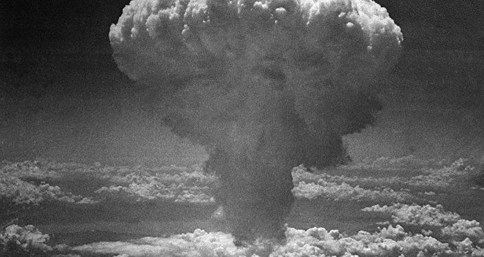 Bombardeo de EEUU contra Nagasaki