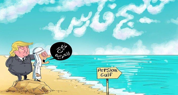 Otra de las caricaturas de Seyed Masoud Shojaie Tabatabaie