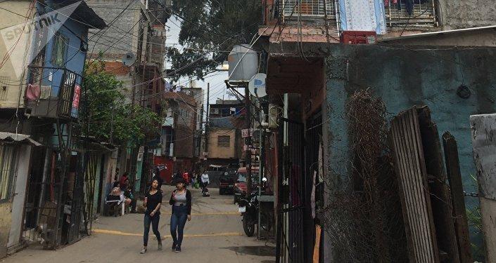 El barrio bonaerense Villa 31