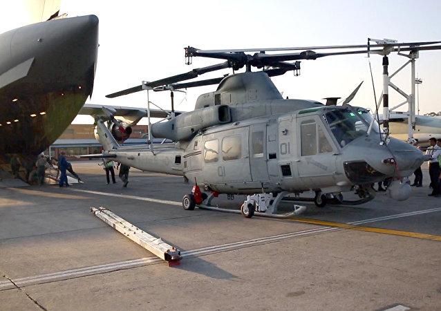 Helicóptero UH-1Y