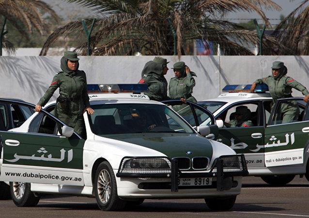 Policía de Dubái