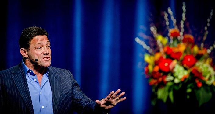 El exjugador de Wall Street convertido en novelista, Jordan Belfort