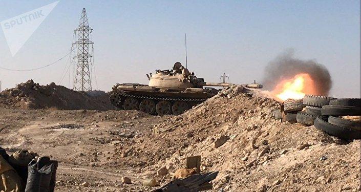 Israel lanzó misiles contra aeropuerto en Siria