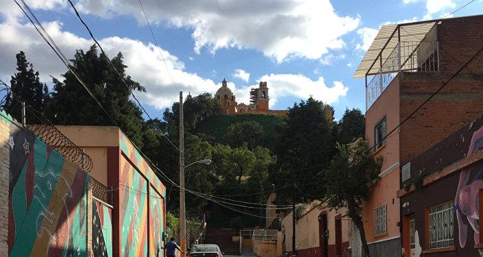Cholula, pueblo milenario mexicano