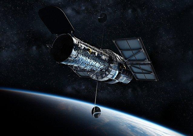 Telescopio Hubble (imagen referencial)