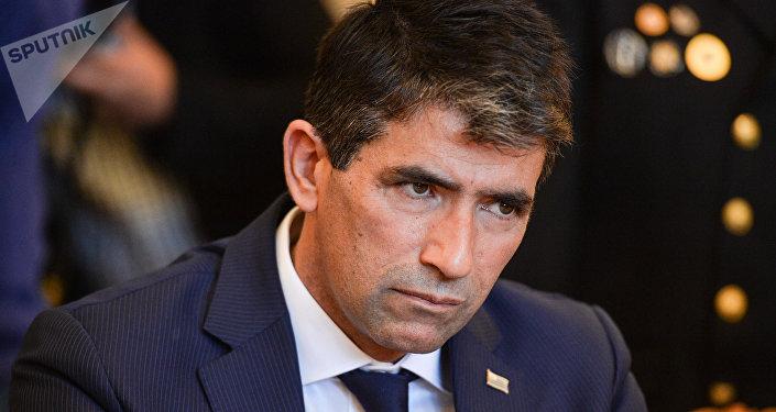 Raúl Sendic, ex vicepresidente de Uruguay (archivo)