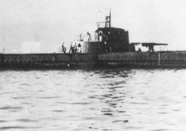Submarino USS Herring