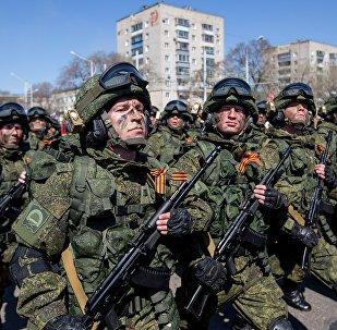 Fuerzas Armadas de Rusia (imagen referencial)