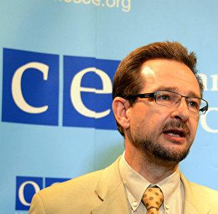 Thomas Greminger, secretario general de la OSCE (archivo)