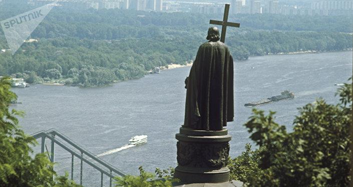 El río Dnieper