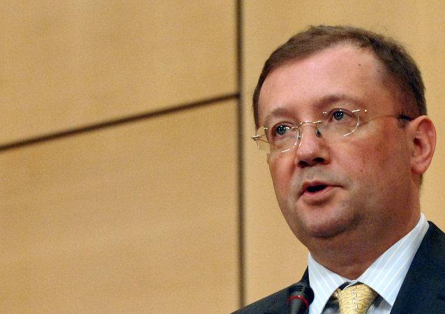 Alexandr Yakovenko, embajador ruso en Reino Unido
