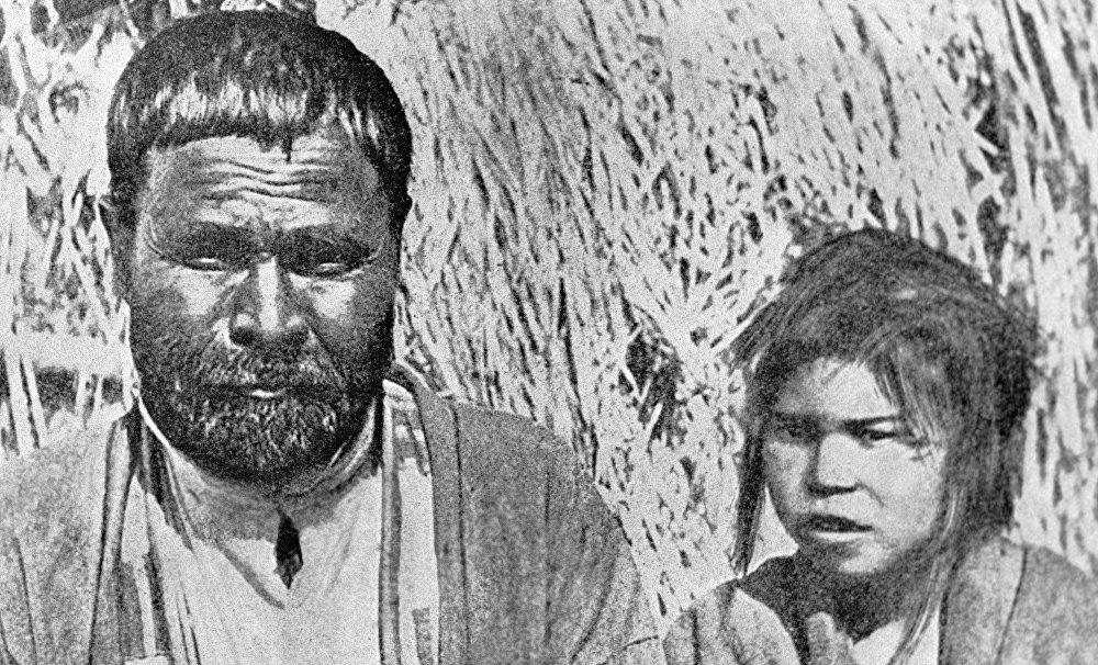 Los ainu, los indígenas de las Kuriles