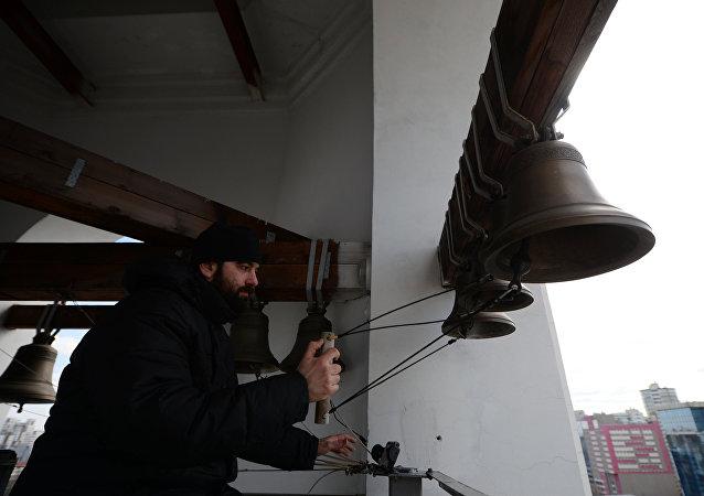 Unas campanas (imagen referencial)