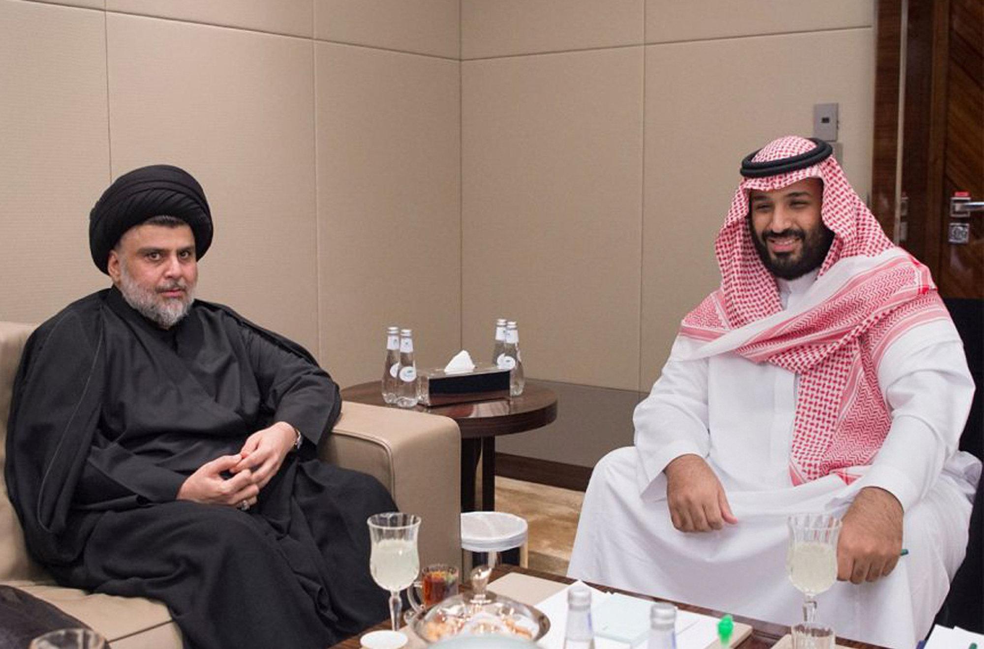 En julio de 2017, el príncipe heredero saudí Mohamed bin Salmán, seguidor de la rama suní, recibió al influyente clérigo chií Muqtada al Sadr. El extraordinario encuentro fue visto como un intento de reconciliar las dos ramas más influyentes del islam.