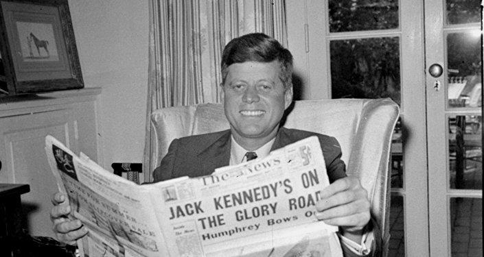 John F. Kennedy (archivo)