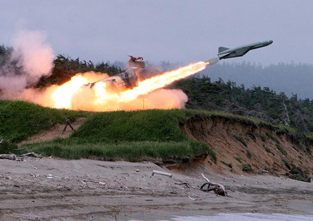 Un misil