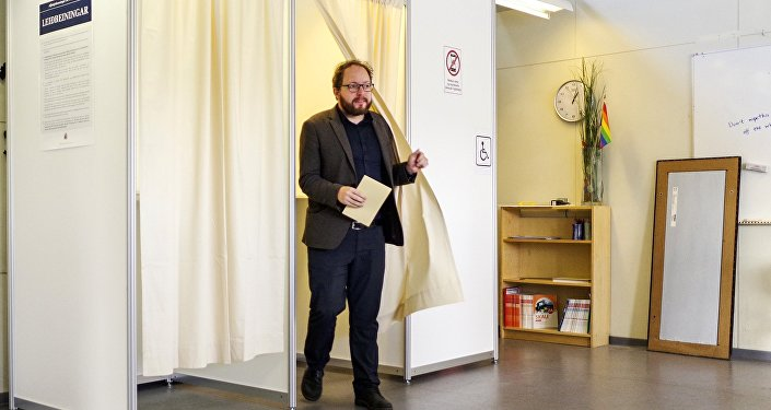 Las elecciones en Islandia