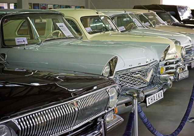 Los coches soviéticos (imagen referencial)