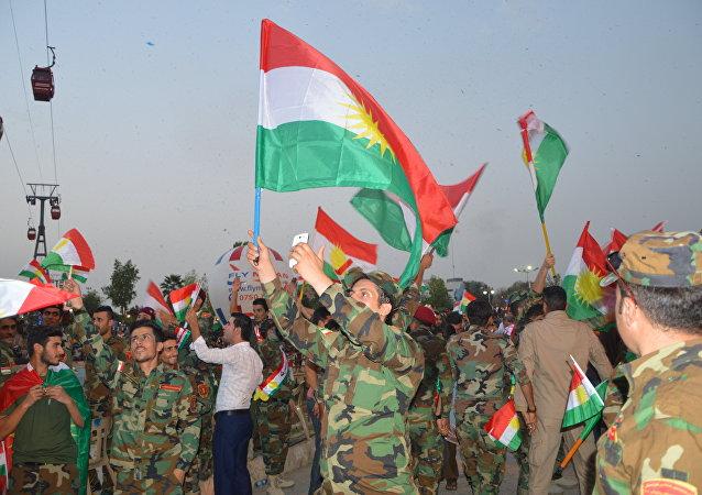 Ciudadanos del Kurdistán iraquí