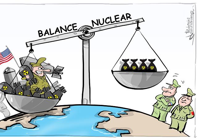 El peculiar concepto de 'equilibrio nuclear' de Estados Unidos