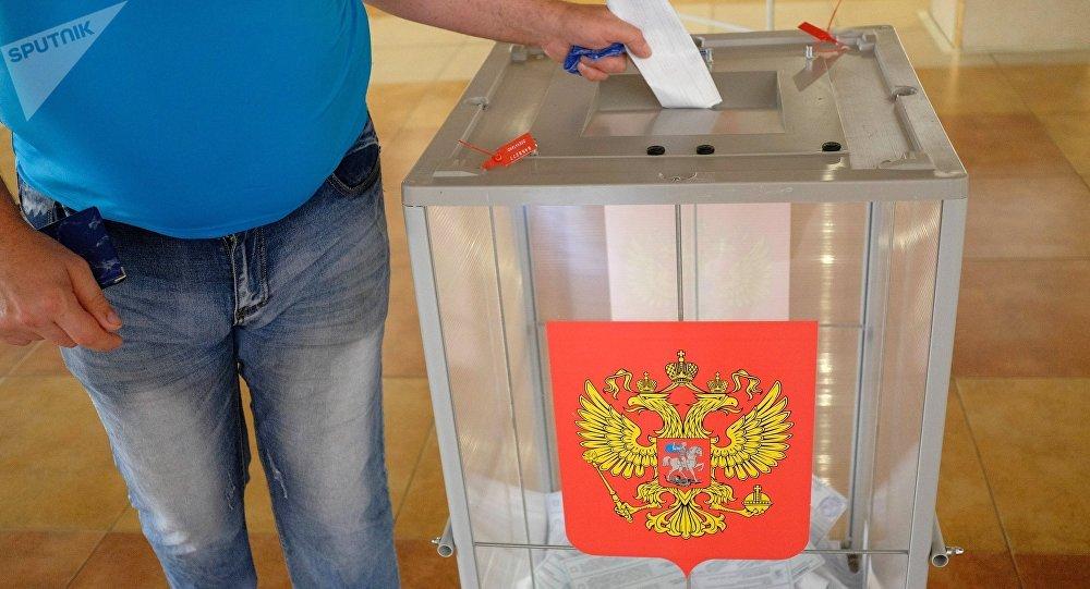 Elecciones en Rusia (archivo)
