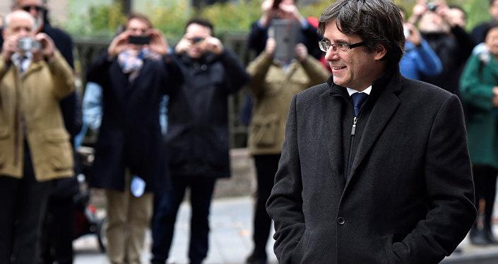 Puigdemont no se presentará ante la justicia española