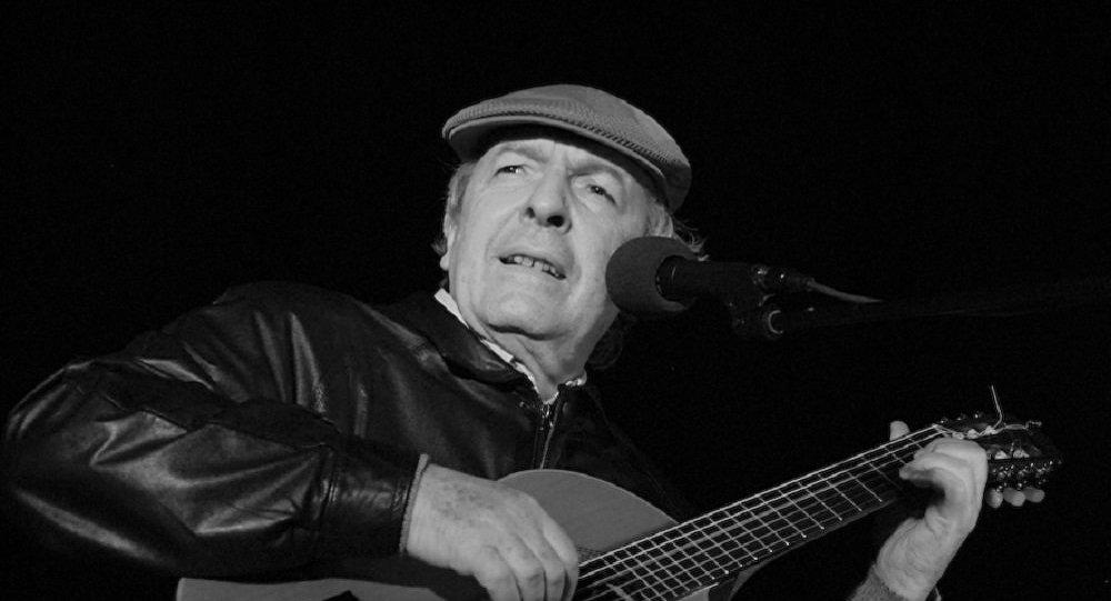 Daniel Viglietti, cantautor uruguayo