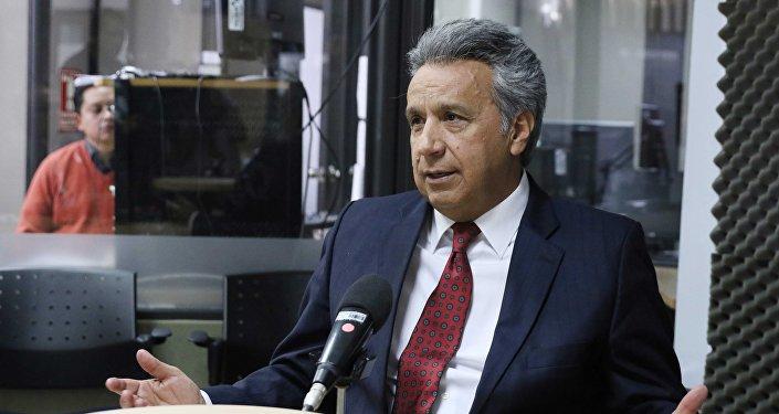 Lenín Moreno sigue al frente del Movimiento Alianza PAIS