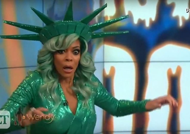 La presentadora estadounidense perdió el conocimiento