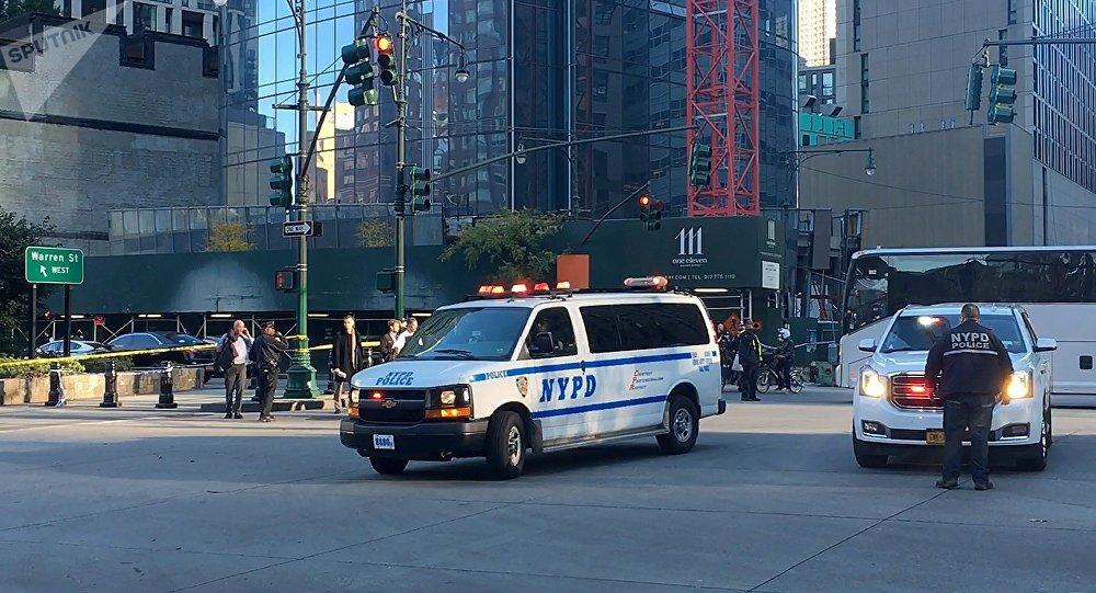 Policía de Nueva York (archivo)