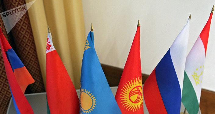 Banderas de la OCS