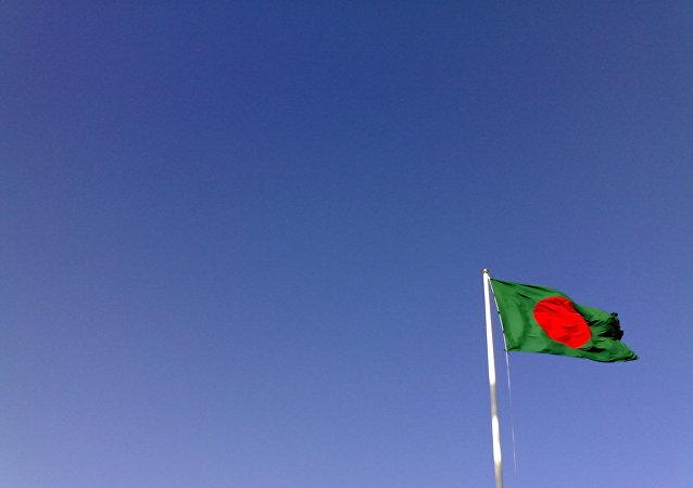 Bandera de Bangladés