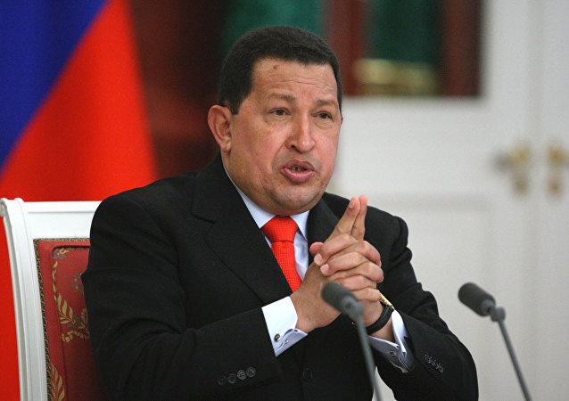 Hugo Chávez, expresidente venezolano